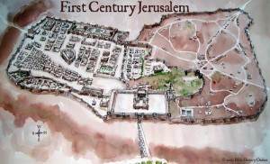 First Century Jerusalem
