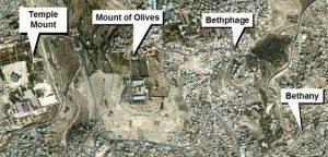 Jerusalem to Bethany