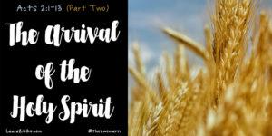 Pentecost, part 2