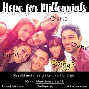 Hope for Millennials