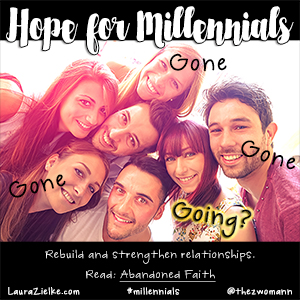 Hope for Millennials