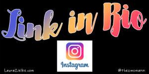 Instagram: Link in Bio