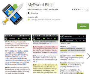 MySword Bible
