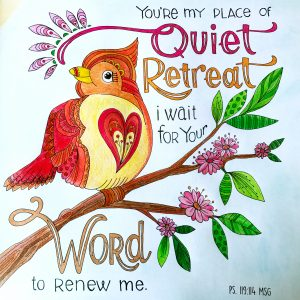 A Giving Heart Coloring Book