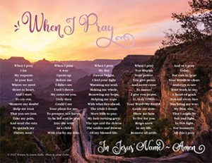 When I Pray (A Poem)