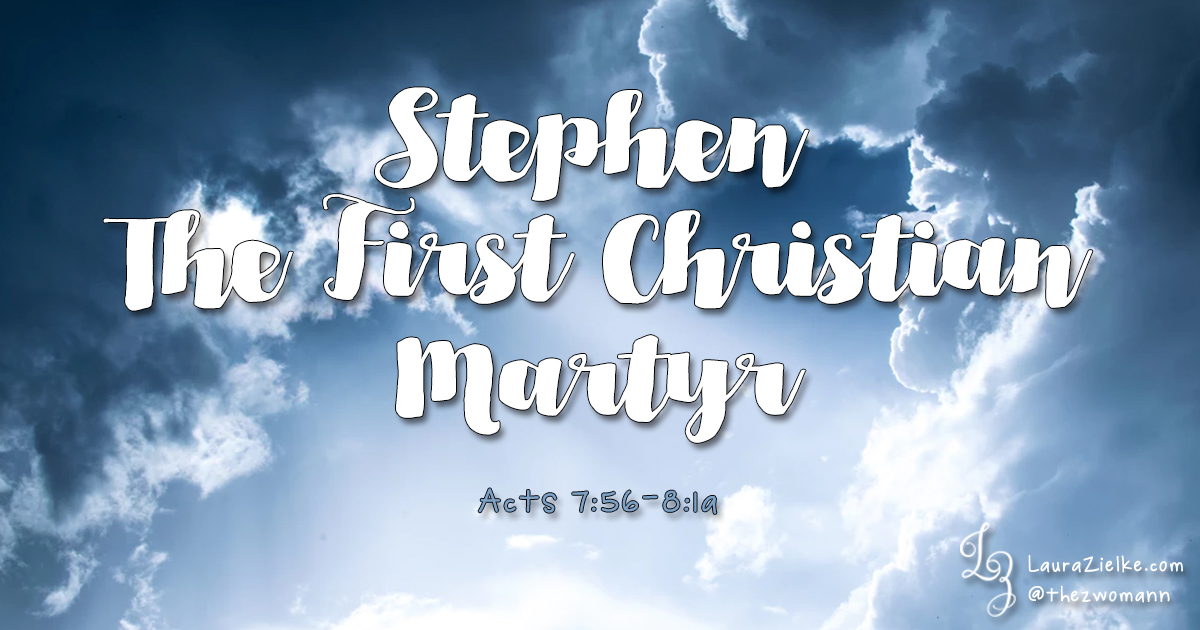 Acts7 Stephen Fb Laura L Zielke