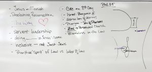 Whiteboard Acts 9