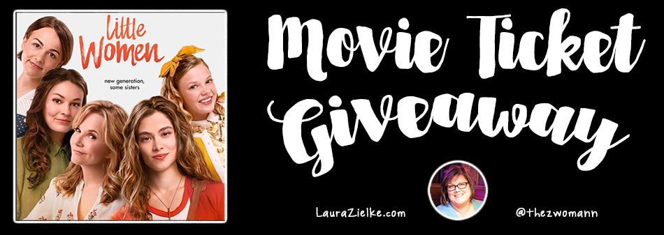 Little Women Movie Ticket Giveaway