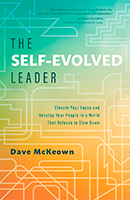 Book Review: The Self-Evolved Leader by Dave McKeown