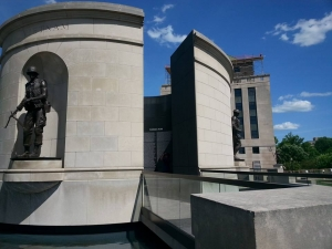 Veteran's War Memorial, Charleston, West Virginia