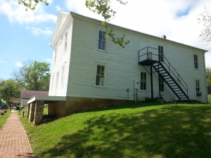 Constitution Hall, Lecompton, Kansas