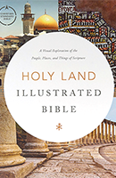Bible Review: Holy Land Illustrated Bible