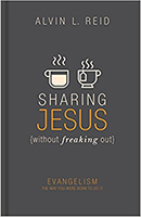 Sharing Jesus {without freaking out}