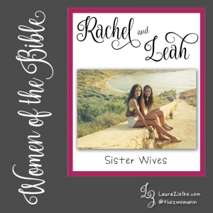 "Women's History Month: Women of the Bible.Day 4: Rachel and Leah.When we are first introduced to Rachel, she's at work. As a shepherd, it was Rachel's responsibility to care for her father's sheep making sure none were lost and all were fed and watered..One day, when Rachel led her sheep to a nearby well, a stranger rolled away the large stone covering it and watered the sheep for her. Then, he kissed her and introduced himself as her cousin, Jacob. .Jacob became employed by Rachel's father and negotiated with him to earn Rachel as his wife. This pleased her father and they struck a deal that Jacob could marry Rachel after seven years of labor..But Jacob was deceived by his uncle who substituted Rachel's older sister Leah as the bride. The circumstances were such that Jacob didn't realize what had happened. As Genesis 29:25 says, ""When morning came, there was Leah!"".We don't know much about Leah except that she was older than Rachel and she had ""weak eyes."" Although Jacob was deceived thinking he was making love to the woman of his dreams, Leah was not. Neither was Rachel. The young women had no say in what was happening to them. The men made all the decisions..Jacob confronted his uncle and after a week, he was permitted to marry Rachel. There was just one caveat: He would have to work an additional seven years for his uncle. Jacob was more than willing to do this..Rachel and Leah were the first ""sister wives"" recorded in the Bible. Leah bore Jacob many children, but Rachel had Jacob's heart. Eventually, she bore him a son: Joseph (who was easily Jacob's favorite). Rachel became pregnant again and, sadly, died immediately after the birth of her second son Benjamin..Between Rachel, Leah, and their maidservants Bilhah and Zilpah, a total of 12 sons were born to Jacob. These sons were the fathers of the 12 tribes of Israel..You can read more about Rachel and Leah in Genesis 29-35. Look for the time Leah ""purchased"" a night with Jacob for some mandrakes and the time Rachel stole the family gods."